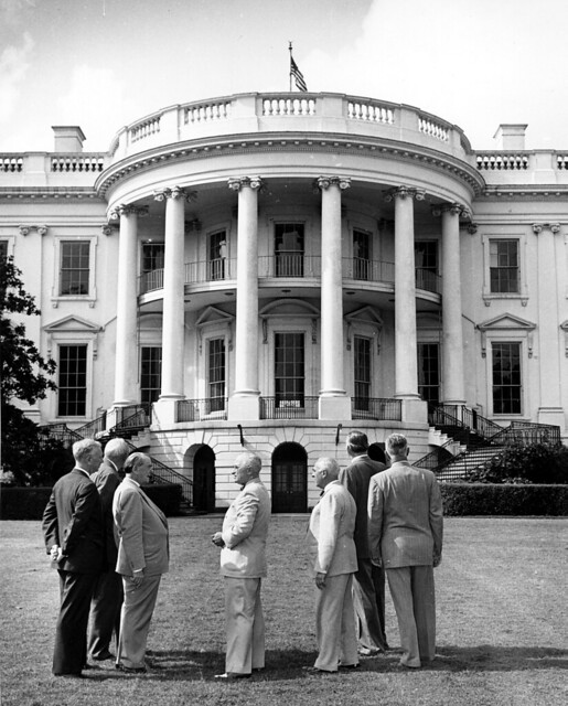 and the committee for the renovation of the white house 06 20 1949