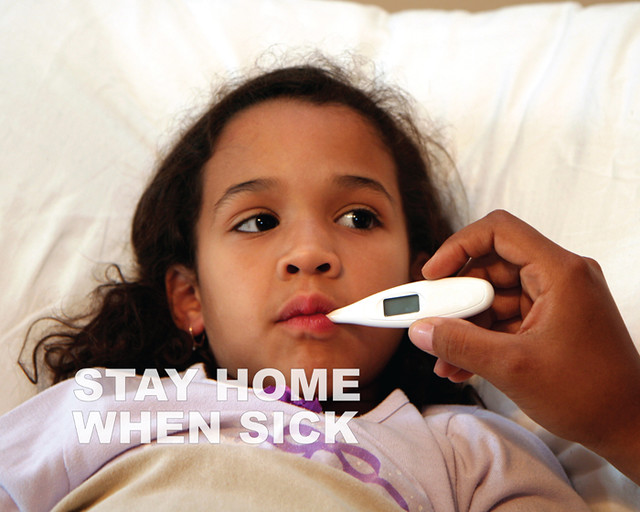 how to stay sick forver