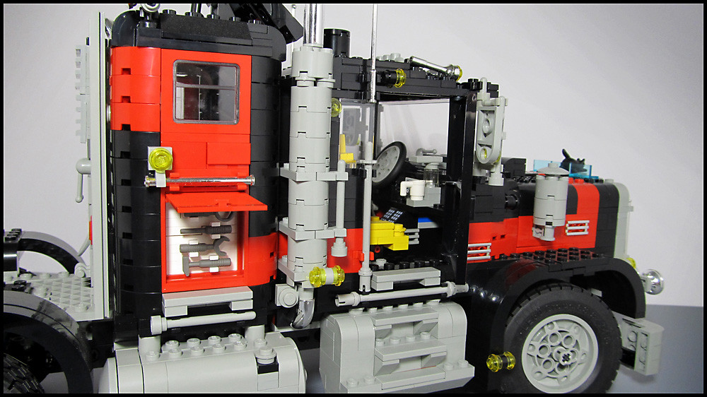 Giant Truck Lego 5571 I Recently Started Collecting