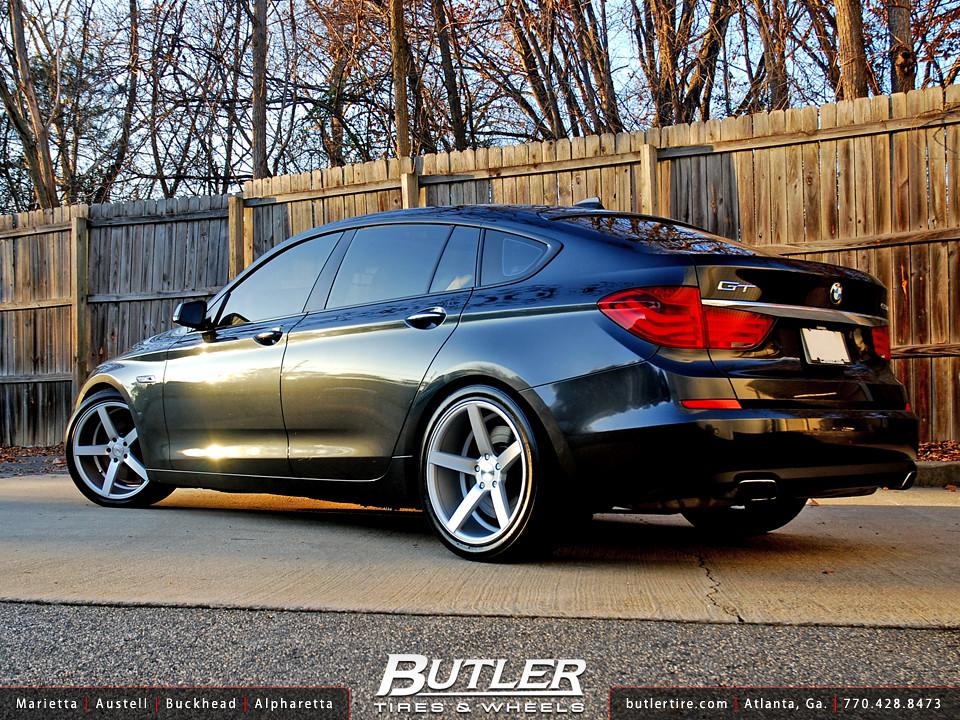 BMW GT With In Vossen VVSCV Wheels Additional Pictu Flickr - 550 gt bmw