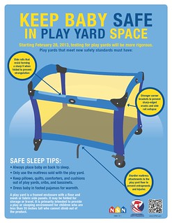 Keep Your Baby Safe in a Play Yard | by USCPSC
