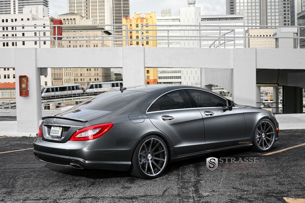 Strasse forged wheels 2013 mercedes benz cls 20 inch r10 for Mercedes benz 20 inch rims