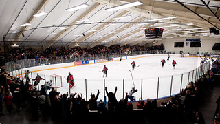2/23/2013 MHKY vs. UWRF | by UWECblugolds