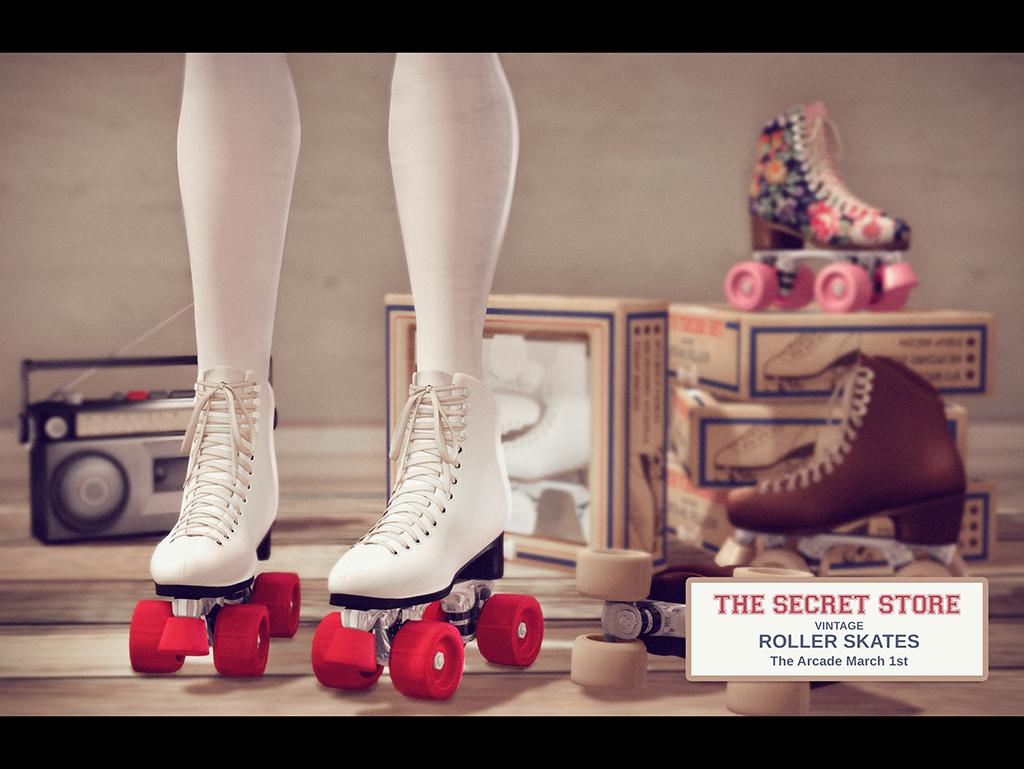 Roller skates vintage - Vintage Roller Skates By Maylee_oh Vintage Roller Skates By Maylee_oh