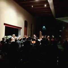 Emocionant i impressionant concert del #deltachamber Gràcies! #surtdecasaebre #canal21ebre #viulebre #ebreactiu #amposta #laliraampostina #laliraampostina100