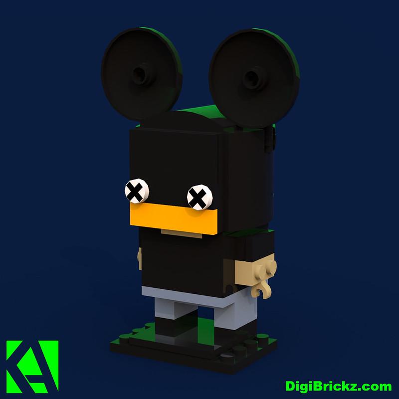 LEGO BrickHeadz - deadmau5