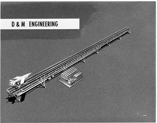 1443_Ryan_Firebee_launch_rail_proposal_D&M_Engineering_1961-02-22 | by San Diego Air & Space Museum Archives