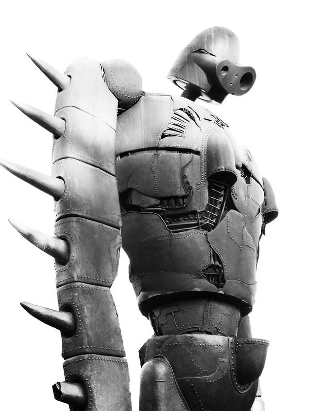 BW laputa robot