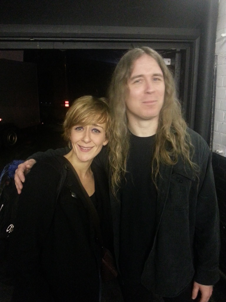Lucy and Alex - ToryCore meets Cannibal Corpse :) | Steve ...