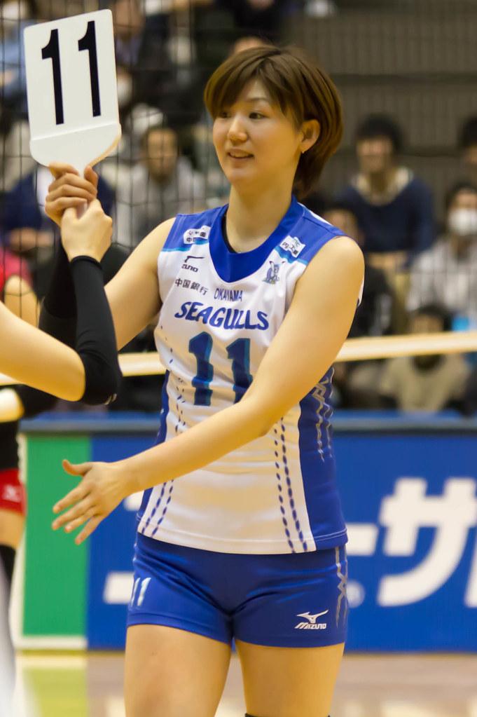 栗原恵選手
