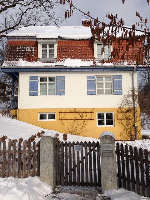 Murnau 1 Gabriele Muenter Haus Feb2013_013
