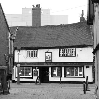 """The Old Windmill"" Pub, Spon Street, Coventry (15th Century) 
