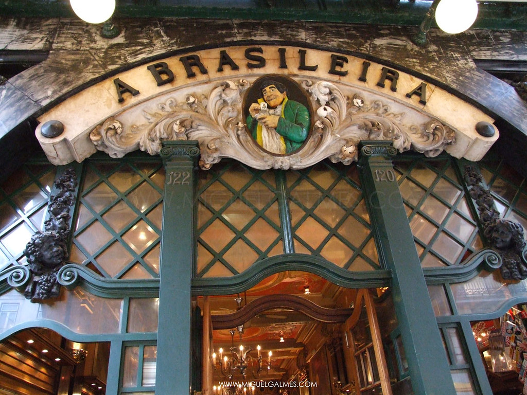 Lisboa. Café