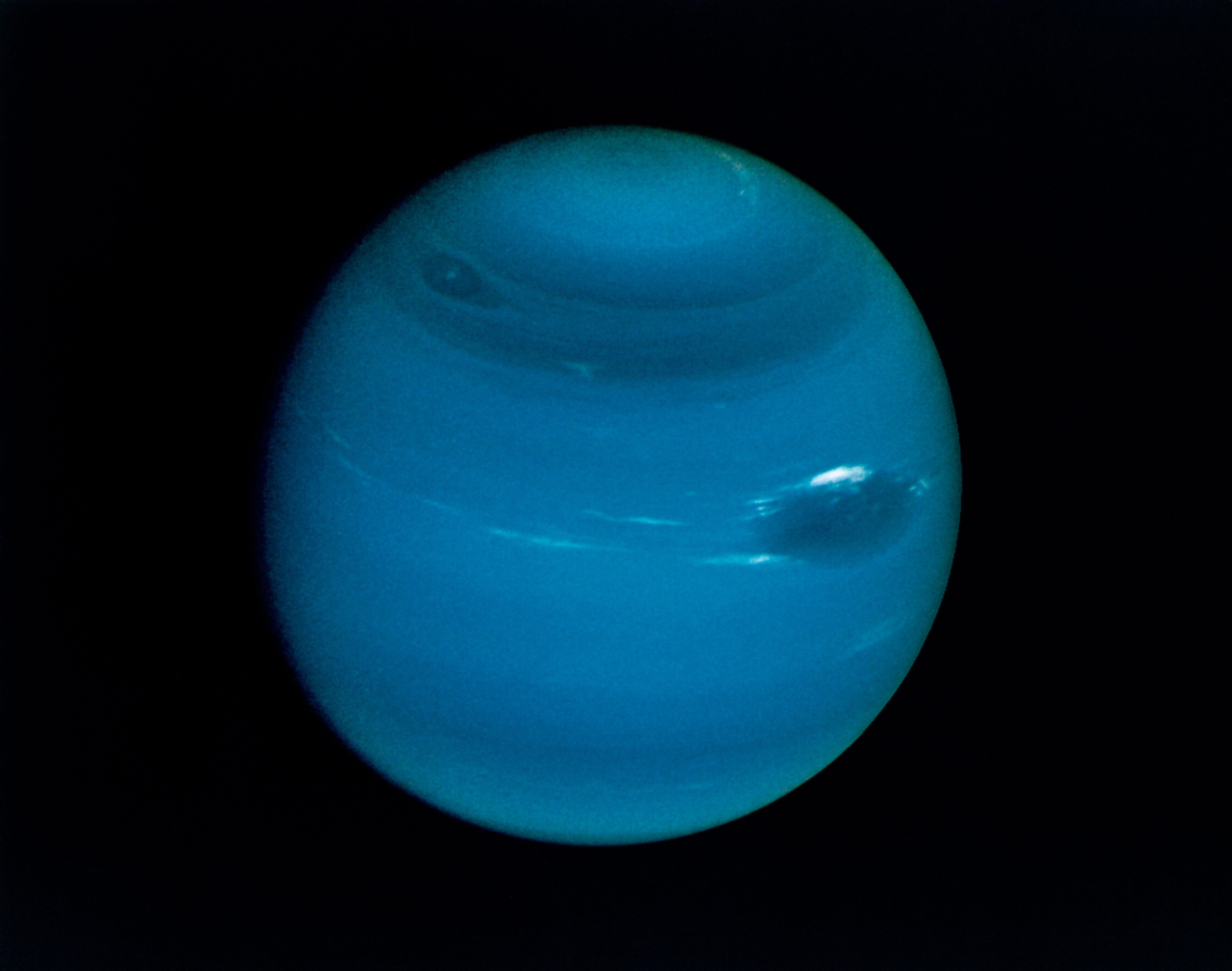 Фото нептуна из пластилина