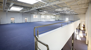 The mezzanine of Studios, Lingfield Point | by Official Lingfield Point Photos