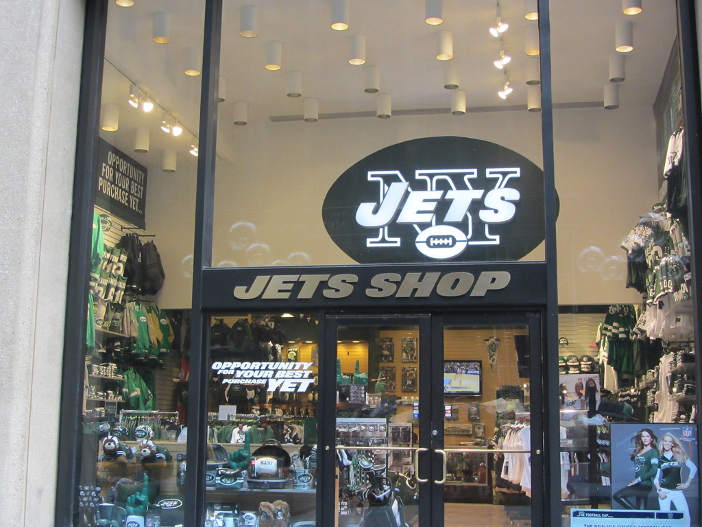 new york jets apparel