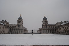 Old Royal Naval College by mjdoughty