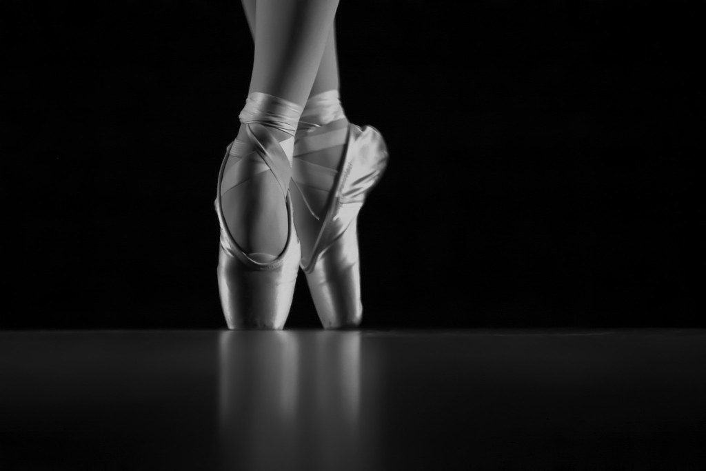 ballet shoes. ballet shoes | by kryziz bonny r