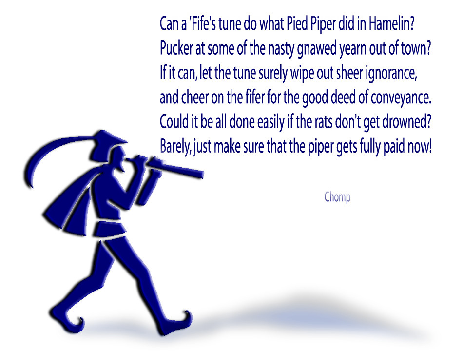 the pied piper of hamelin poem annotations