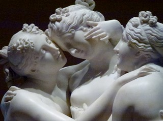 "Canova, ""Three Graces"" 