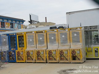 Arcade Machines Ruined by Sandy | by me-myself-i