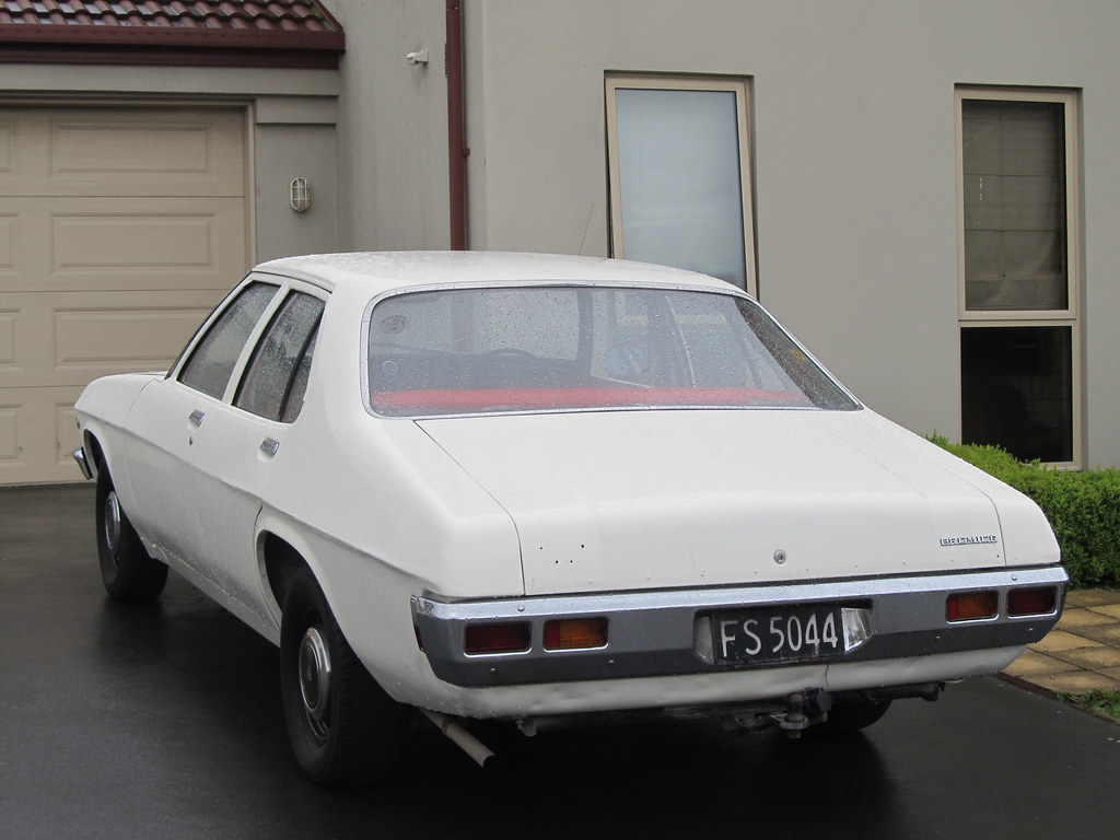 Towed Car Finder >> 1972 Holden Belmont (HQ) | FS5044 Obviously the owner of ...