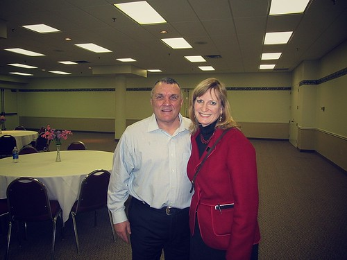 2013 cleveland auto show rudy ruettiger at the 2013 clevel flickr. Black Bedroom Furniture Sets. Home Design Ideas