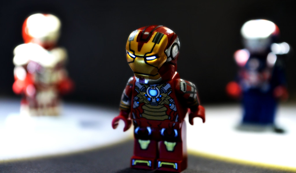 Lego iron man 3 upgraded heartbreaker suit after - Lego iron man 3 ...