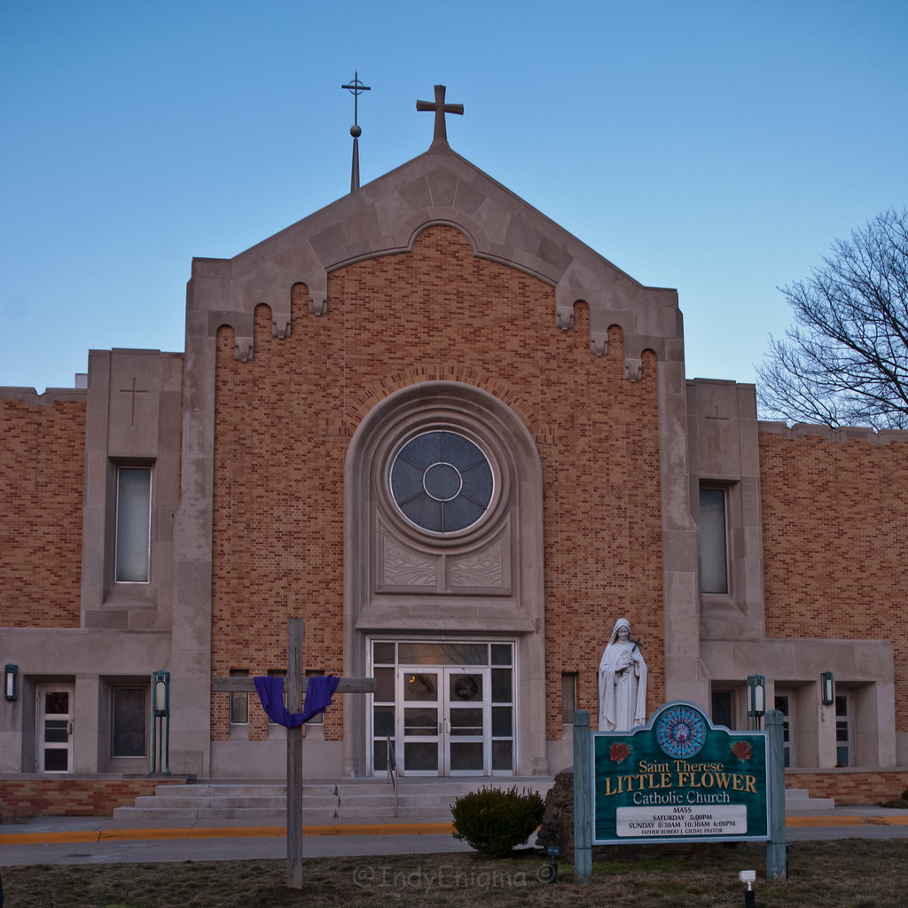 St Therese Little Flower Catholic Church 2 …