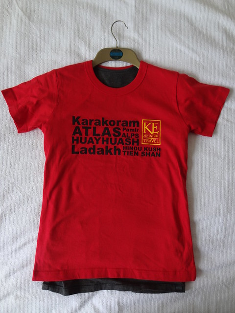 KE Adventure T shirt