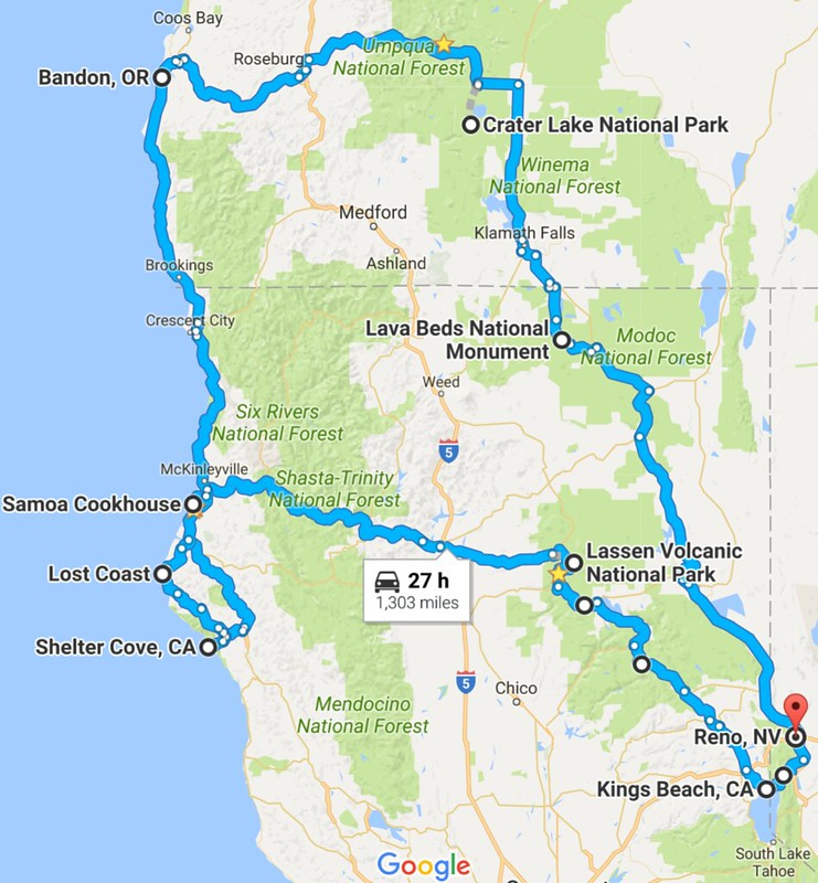 How I Spent My Summer Vacation August Road Trip Report Uni Watch - Map my vacation route