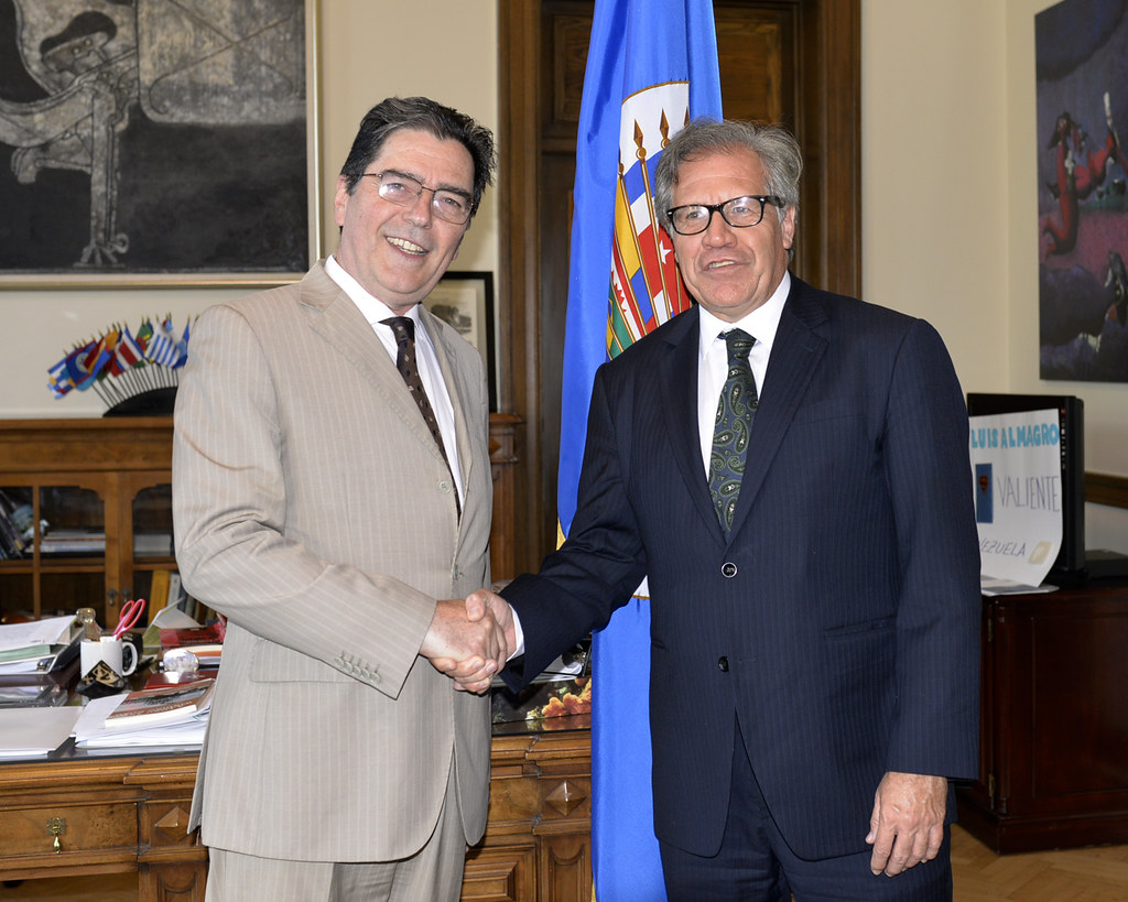 Oas And France Sign Agreement For Contribution To Moe To O Flickr