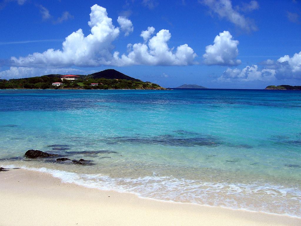 St John Island Damage