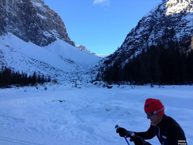 Hochpustertal Dolomitenregion Drei Zinnen Sexten Langlauf Marathon Jan2013_07