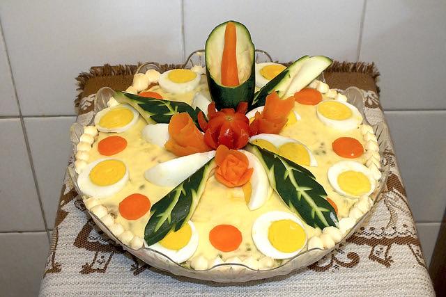 insalata russa decorazioni flickr photo sharing