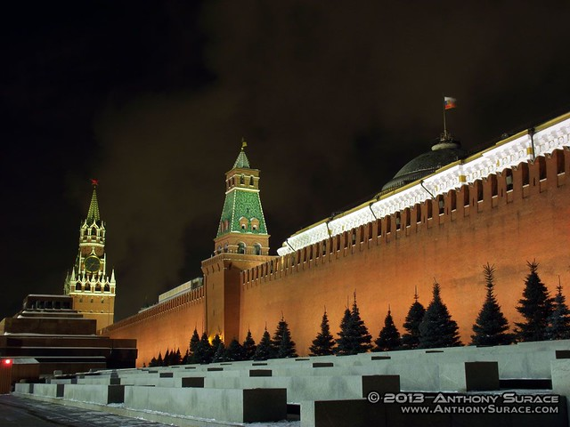 Red Square & Kremlin, Moscow, RU