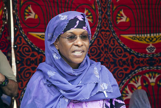 Sudan acting joint special representative and joint chief mediator of UNAMID Aichatou Mindaodou. A new agreement between one of the Darfur rebel groups and the government has been signed. | by Pan-African News Wire File Photos
