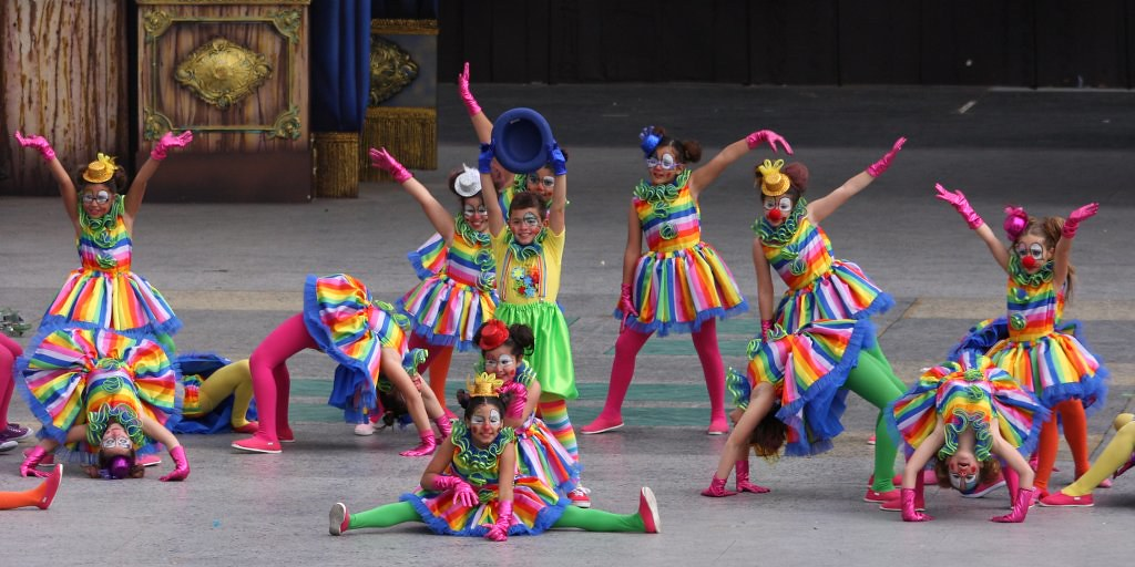 Festival disfraces infantiles y murgas carnaval 2013 las p flickr - Disfrazes para carnaval ...