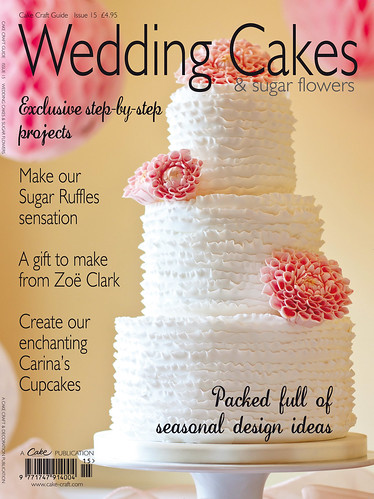 free wedding cakes magazine