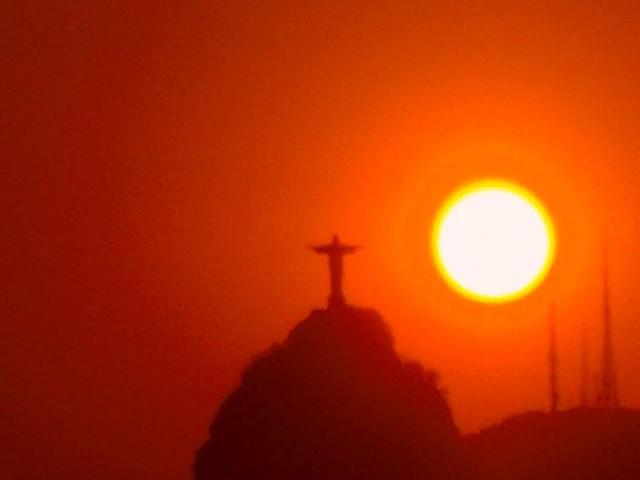 Morro do Pão de Açúcar, Rio de Janeiro.