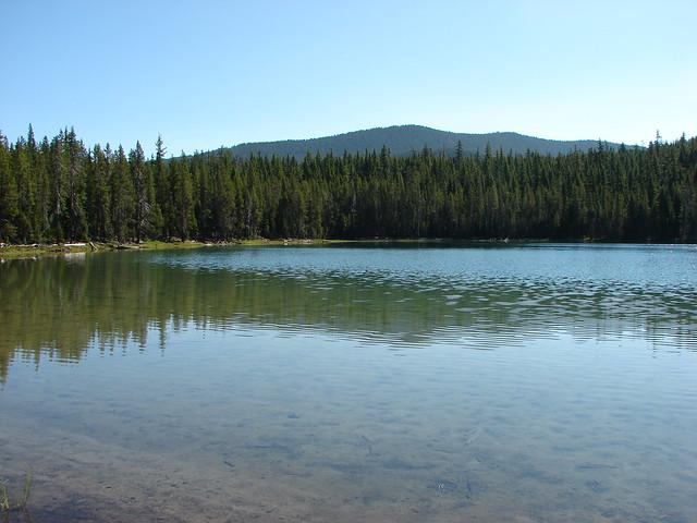 Lake Lucile