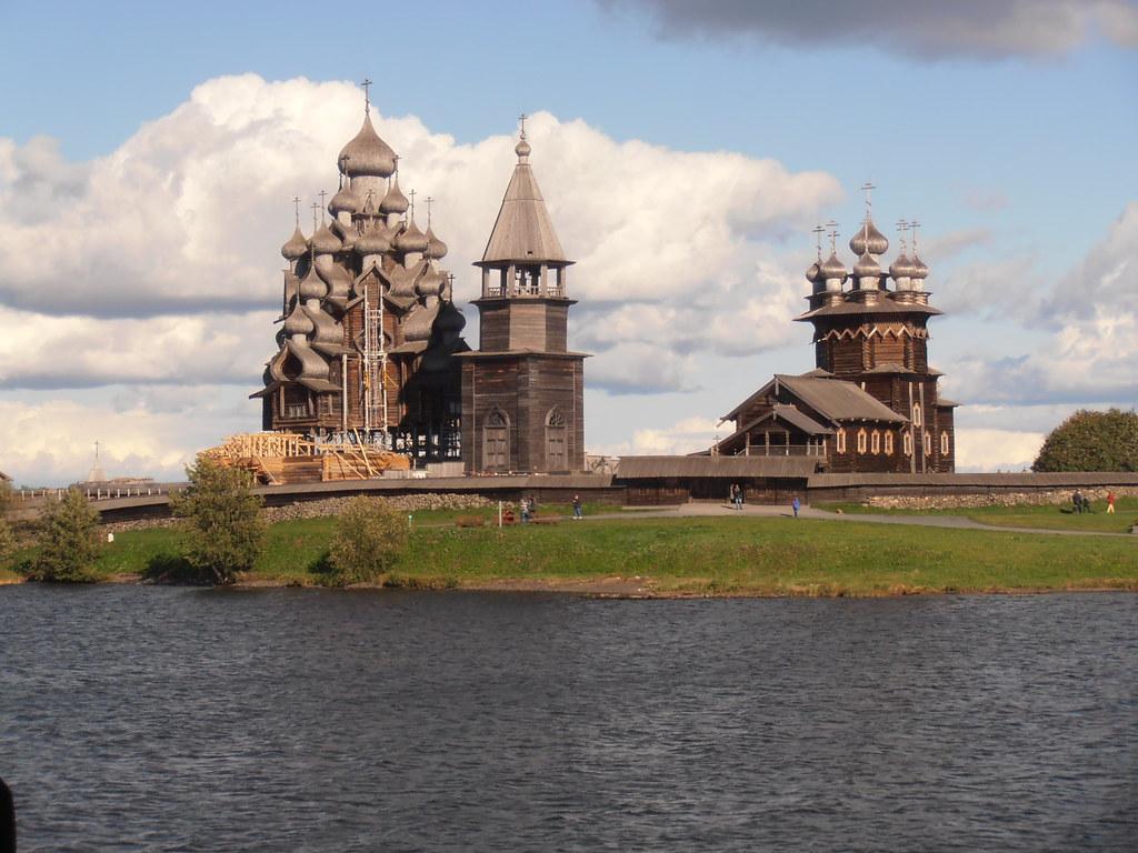Kizi, Lake Onega, Russia | Kizi, Lake Onega, Russia | Flickr