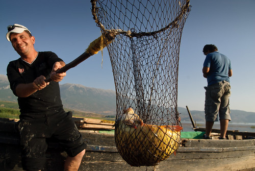Fishermen of Prespa | by UNDP in fYR Macedonia