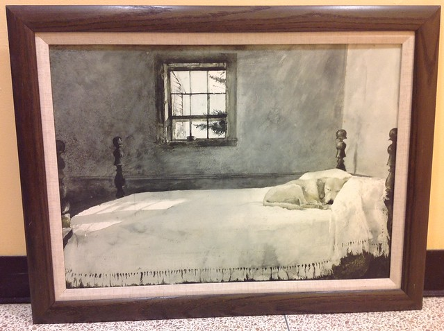 andrew wyeth master bedroom