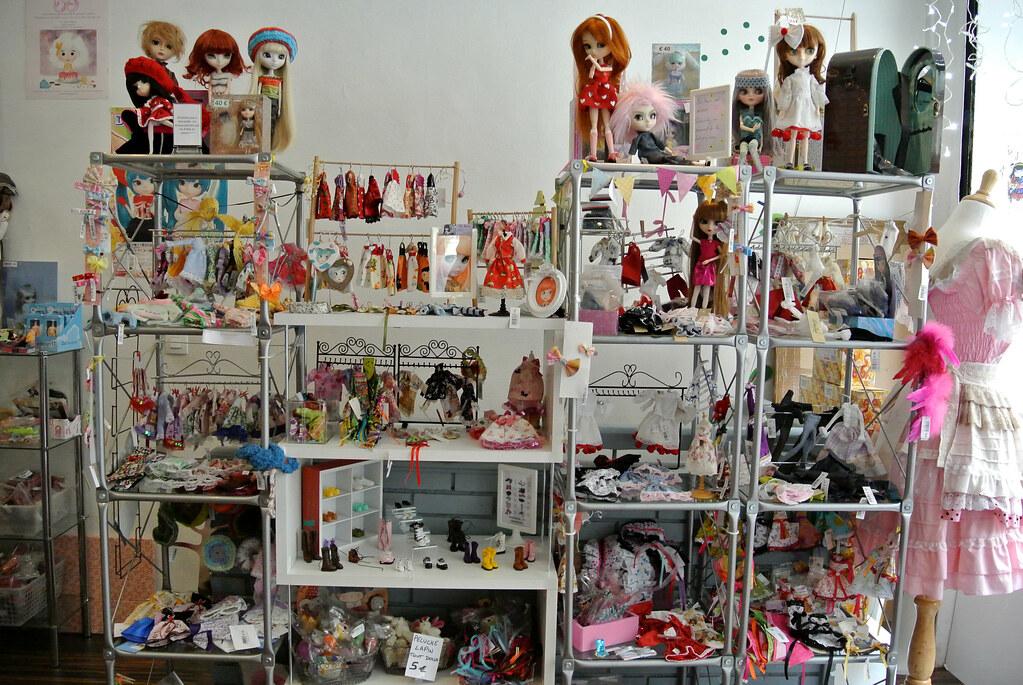 Pullip Shop We Visited Jolie Doll Pullip Shop In Paris