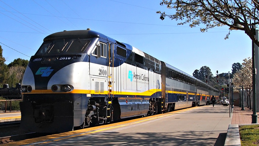 Amtrak Has Been Launched a Eco-Friendly Train