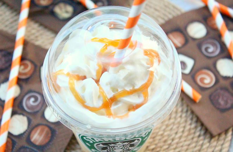 Starbucks frappucino kahvi ohje blogi