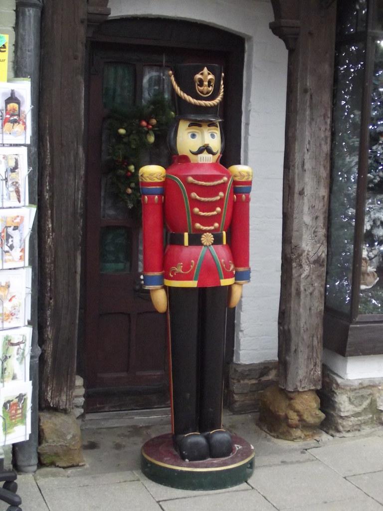 The Nutcracker Christmas Shop Henley Street Stratford U