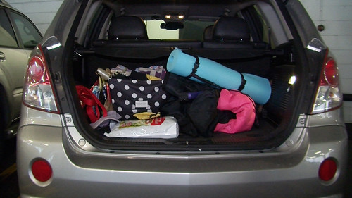 Messy Trunk