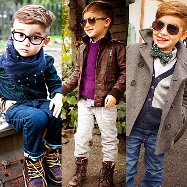 It Could Be My Son Little Boy Fashion Style Styl Flickr